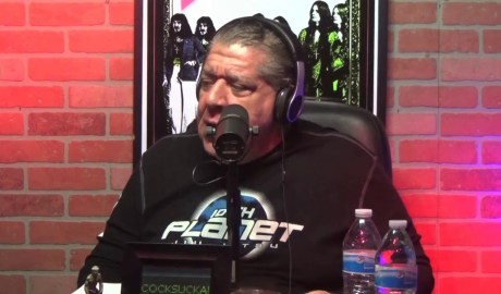 The Church Of What's Happening Now: #651 - Jake Ellenberger #2