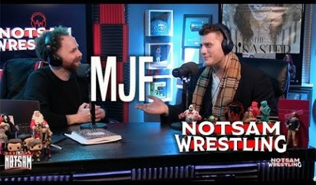 MJF - All In, Jealousy, Cody Rhodes, Training with Curt Hawkins