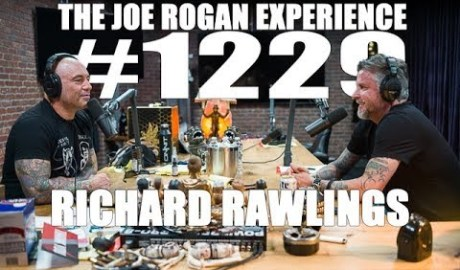 Joe Rogan Experience #1229 - Richard Rawlings