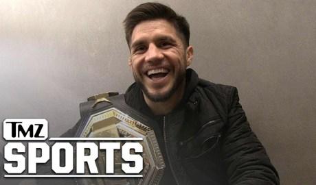 Henry Cejudo Says He'd Kick John Cena's Ass For Nikki Bella's Love!!