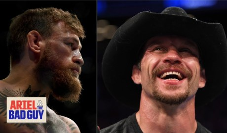 Donald Cerrone's nice guy act comes off as 'weak' - Ariel & The Bad Guy
