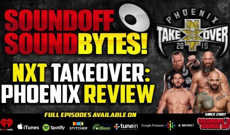NXT Takeover Phoenix Full Show Review And Highlights!