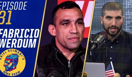 Fabricio Werdum asks for release from UFC | Ariel Helwani's MMA Show
