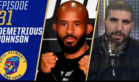 If UFC gives up on flyweights, it'd be their loss - Demetrious Johnson | Ariel Helwani's MMA Show