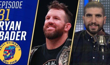 Ryan Bader on Fedor KO, interest in fighting Tito Ortiz | Ariel Helwani's MMA Show