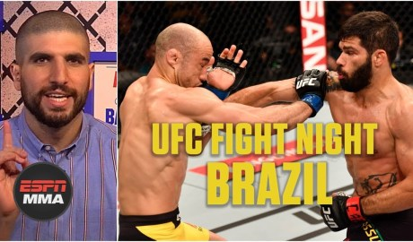 Ariel Helwani previews Assuncao vs. Moraes II, Aldo vs. Moicano   ESPN MMA
