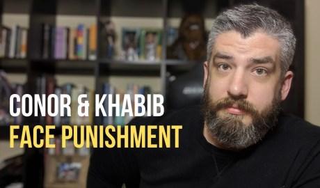 Conor McGregor, Khabib Nurmagomedov Fined and Suspended