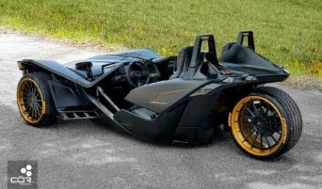 7 CRAZY 3 Wheeled Vehicles You Have To See