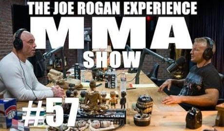 JRE MMA Show #57 with TJ Dillashaw