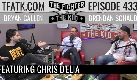 The Fighter and The Kid - Episode 433: Chris D'Elia