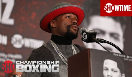 Floyd Mayweather on Legacy, Gervonta Davis & Davis vs. Ruiz | SHOWTIME CHAMPIONSHIP BOXING