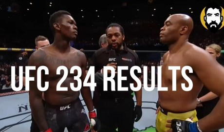 UFC 234 Results: Israel Adesanya vs. Anderson Silva | Post-Fight Special | Luke Thomas