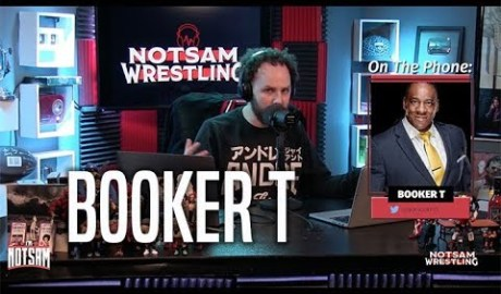 Booker T - FINAL Match, AEW, Staying in WWE, Royal Rumble - Notsam Wrestling