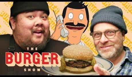 Bob's Burgers Taste-Test with H. Jon Benjamin   The Burger Show
