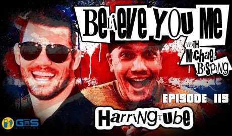 Believe You Me w/Michael Bisping #115 - Harringtube (Kamaru Usman)