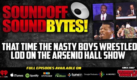 When LOD Wrestled The Nasty Boys On The Arsenio Hall Show