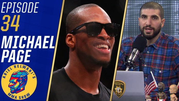 Michael 'Venom' Page has 'zero respect' for Paul Daley | Ariel Helwani's MMA Show