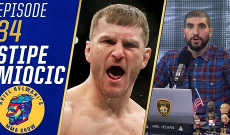 Stipe Miocic wants rematch vs. Daniel Cormier in April | Ariel Helwani's MMA Show