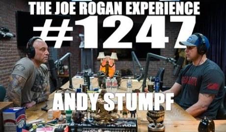 Joe Rogan Experience #1247 - Andy Stumpf