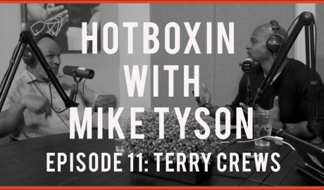 TERRY CREWS, PART 1 | HOTBOXIN WITH MIKE TYSON #11