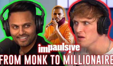 JAY SHETTY WENT FROM MONK TO MILLIONAIRE - IMPAULSIVE #39