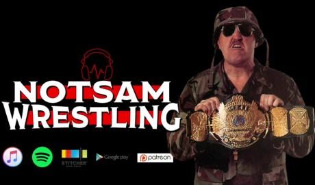Sgt Slaughter - Notsam Wrestling 226 w/State of Wrestling