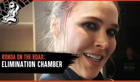 Ronda on the Road | WWE Elimination Chamber Houston