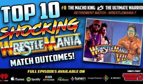 Shocking WrestleMania Match Outcomes (#8 Warrior Retires Macho King!)