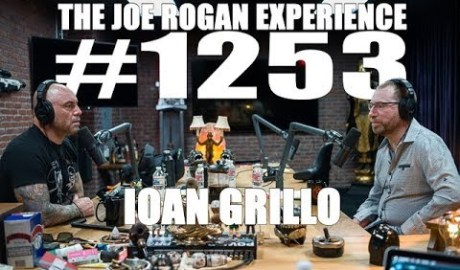 Joe Rogan Experience #1253 - Ioan Grillo