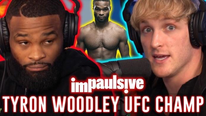 UFC CHAMPION TYRON WOODLEY WILL BEAT YOUR ASS - IMPAULSIVE #42