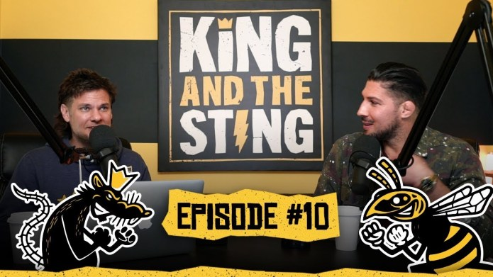 Rocky vs. Rambo | King and the Sting w/ Theo Von & Brendan Schaub #10