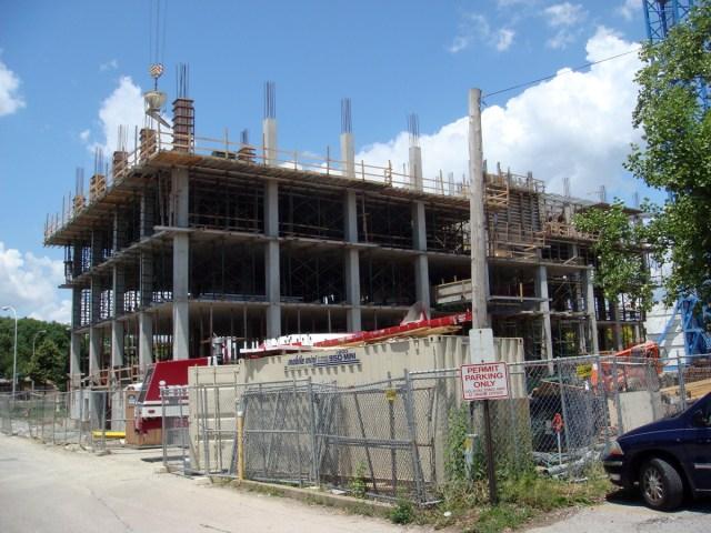 ZirMed Tower Construction Update