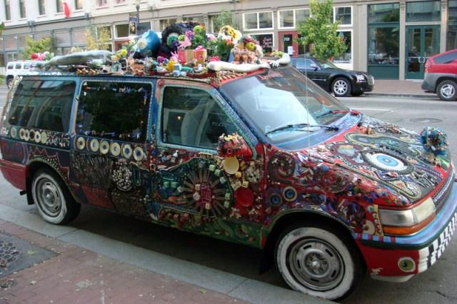 Art Car Friday