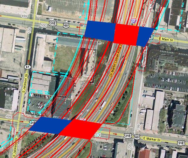 Widening Interstate 65 through Downtown