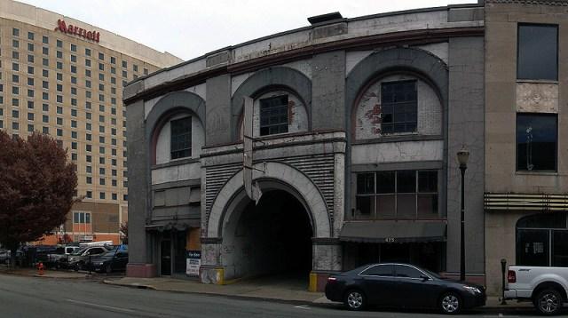 Morrissey Garage (BS File Photo)