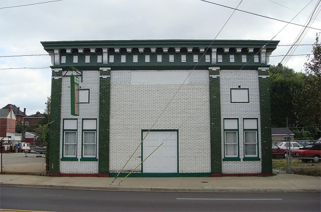 Building on 7th Street in Limerick