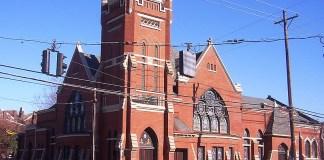 The Church seen in Mid December (Photo courtesy Steve Wiser)