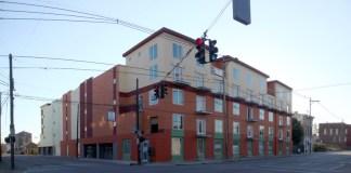 Legacy Lofts on East Main Street
