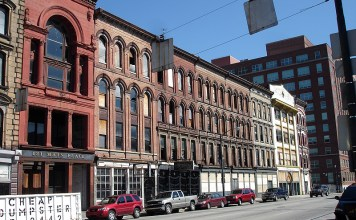 Iron Quarter buildings could be demolished (BS File Photo)