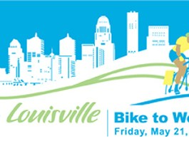 Bike to Work Month in Louisville (via Metro Lou)
