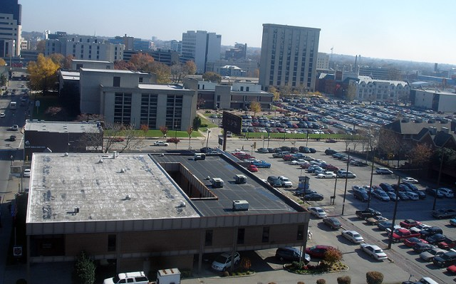 Current Salvation Army Building & Environs (BS File Photo)