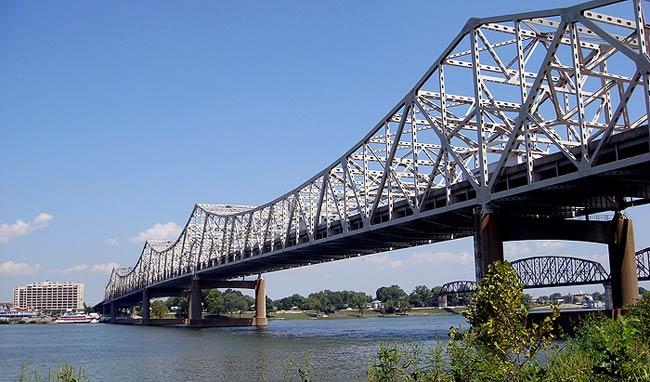 Kennedy Bridge in Louisville (BS File Photo)