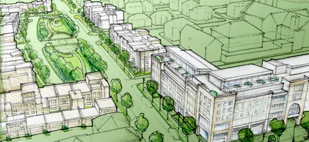 The Edge at Liberty Green, Future Phases (Courtesy City Properties Group)