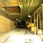 Inside the Bacon-Debrovy Lofts on East Market (Broken Sidewalk)