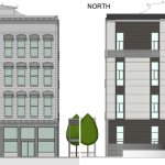 South (left) and North (right) elevations. (Courtesy John Gray)