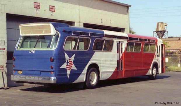 TARC Bicentennial Bus. (Cliff Kuhl / Courtesy TARC)