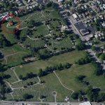Site of Frankel Memorial Chapel. (Courtesy Google)