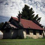 Frankel Memorial Chapel in August 2010. (Diane Deaton-Street)
