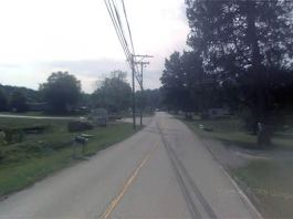 3600 block of Scottsville Road, about 4.4 miles from downtown New Albany. (Courtesy Google)