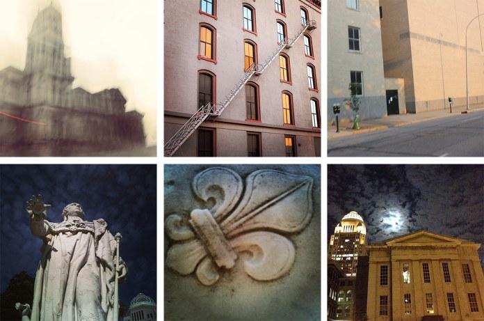 Scenes along Sixth Street. (Mary Beth Brown)